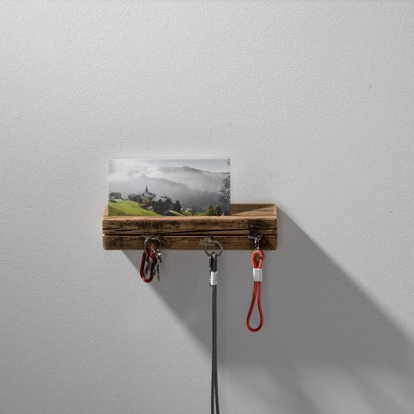 Schlüsselbrett Altholz 01 von weld & co