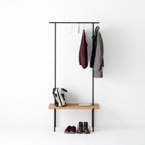 Garderobe Eiche 01 von weld & co in Groesse S