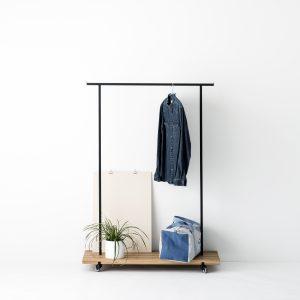 Kleiderstange Eiche 01 von weld & co in Groesse M