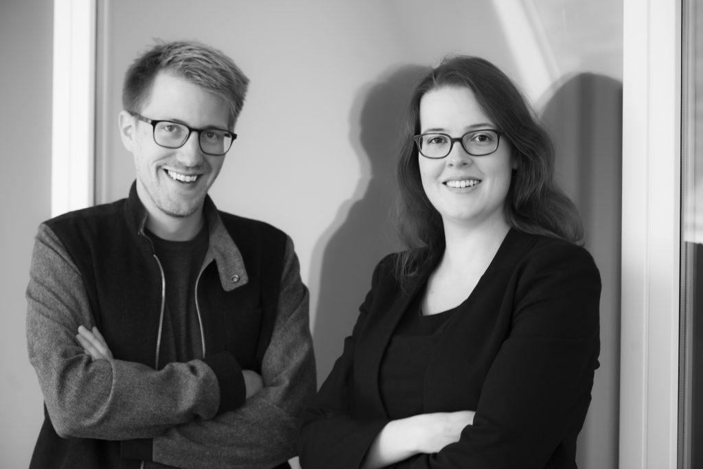 Das Gründungs-Team von weld & co